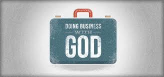 bisnis dg Allah